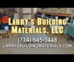 Building Materials, Landscaping Materials in Costa Mesa CA 92626