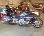 1988 Honda gold wing 1500 Motorcycle