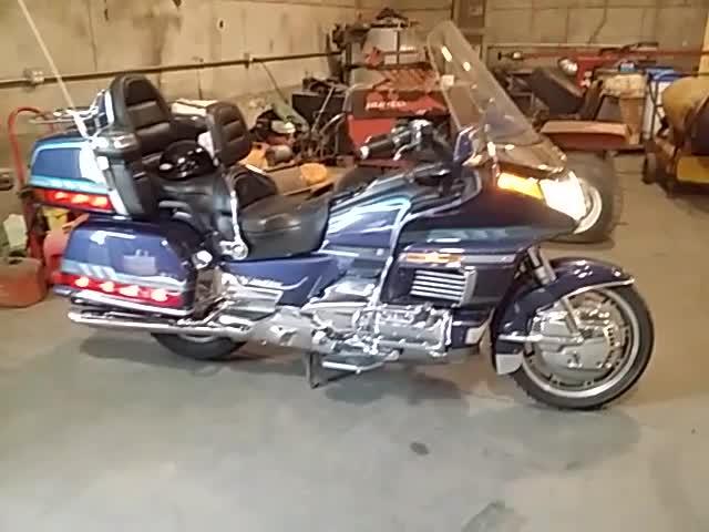 1988 Honda gold wing 1500 Motorcycle